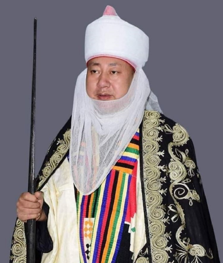 Mr Mike Zhang, Wakilin Yan Chanan Kano (Chinese Representative in Kano)